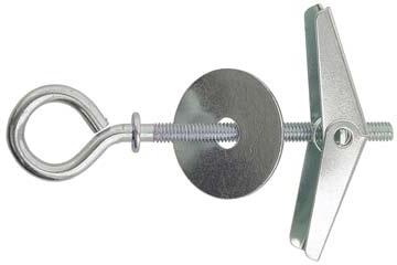 Diblu metalic arc cu carlig tip O