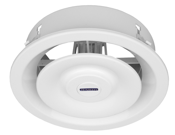 Anemostat universal alb tub 150